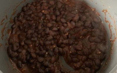 Almost Braulio's Beans